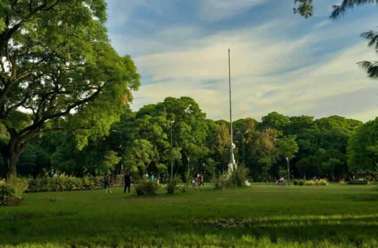 Parque Patricios Buenos Aires